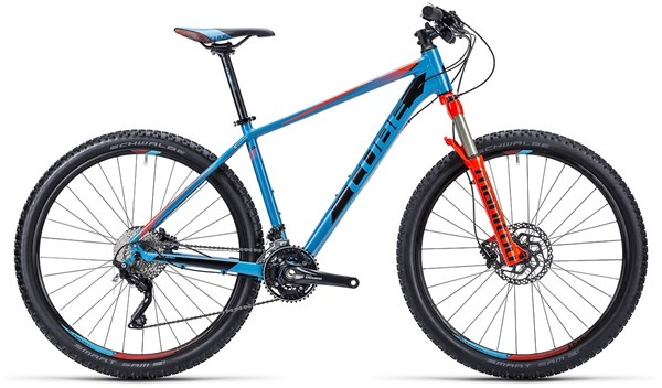 Cube Acid 27.5 Mountain Bike 2015 - Hardtail MTB