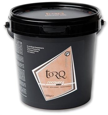 Torq Recovery Plus Hot Cocoa Drink - 1 x 500g | Compression