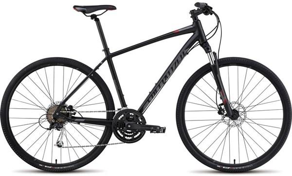 Specialized Crosstrail Sport Disc 2016 - Hybrid Sports Bike