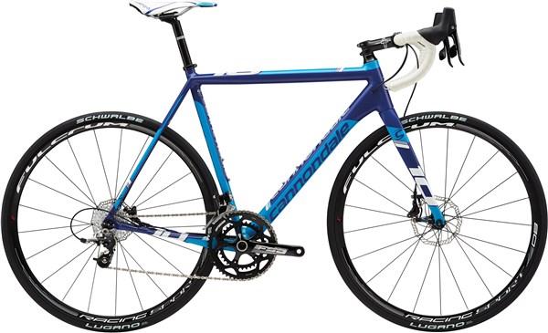 Cannondale Caad10 SRAM Rival 22 Disc 2015 - Road Bike