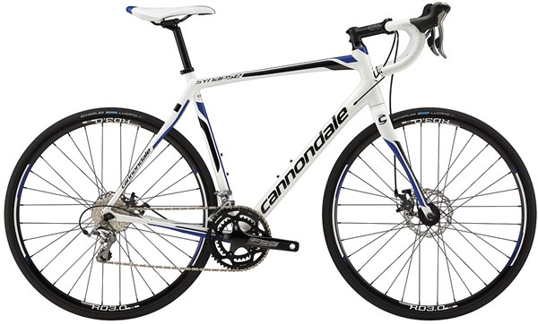 Cannondale Synapse Tiagra Disc 6 2015 - Road Bike