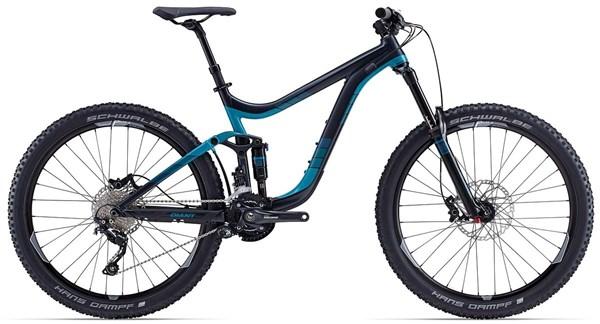Giant Reign 27.5 2 Mountain Bike 2015 - Full Suspension MTB