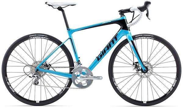Giant Defy Advanced 3 2015 - Road Bike