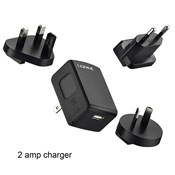 Product image for Lezyne International 2A USB Charging Kit