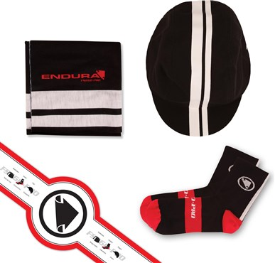 Endura FS260 Pro Cycling Gift Pack SS16