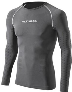 Altura Second Skin Long Sleeve Cycling Base Layer AW17