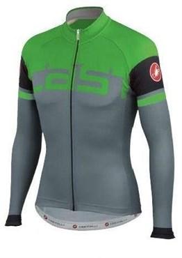 Castelli Unavolta FZ Long Sleeve Cycling Jersey AW15