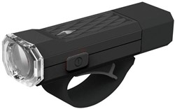 One23 Mini Headlight 1 LED USB Rechargeable Front Light