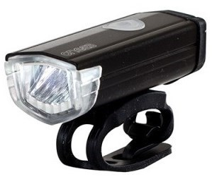 One23 Flash 300 Lumens LED USB Rechargeable Front Light