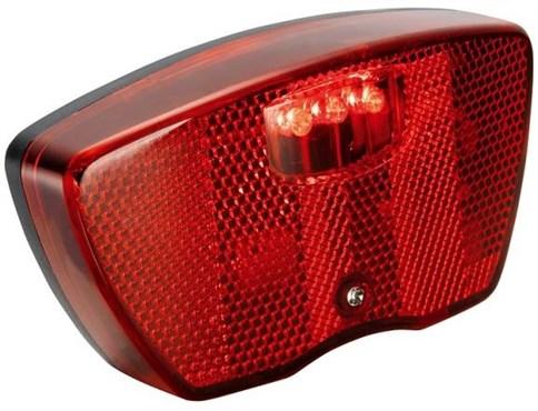ETC Tailbright 3 LED Rear Bike Light Carrier Fit