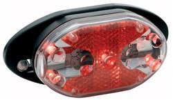 Product image for ETC Tailbright 5 LED Rear Light Carrier Fit
