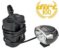 Product image for Light and Motion Seca 2000 6 Cell Enduro Rechargeable Front Light System
