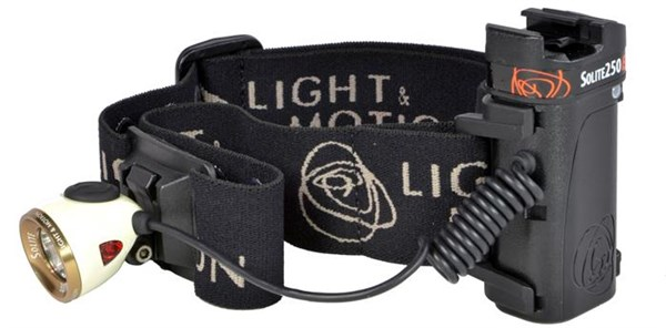 Light and Motion Solite 250EX Rechargeable Light System