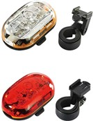 Infini Vista 1 Front With Vista 5 LED Rear Lighting Twinpack Light Set