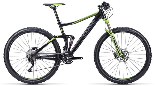 Cube Stereo 120 HPA 29 Mountain Bike 2015 - Full Suspension MTB
