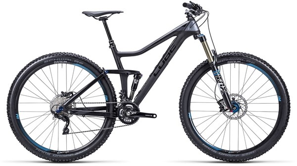 Cube Stereo 140 HPC Pro 29 Mountain Bike 2015 - Full Suspension MTB