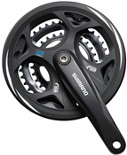 Product image for Shimano FC-M311 Altus Square Taper Chainset