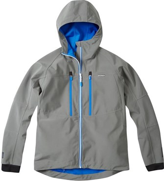 Madison Zenith Mens Hooded Softshell Cycling Jacket