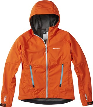 Madison Womens Flo Softshell Cycling Jacket SS17
