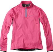 Product image for Madison Womens Zena Thermal Long Sleeve Cycling Jersey