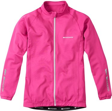 Madison Kids Tracker Thermal Long Sleeve Cycling Jersey SS17