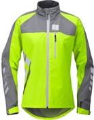 Hump Strobe Womens Waterproof Cycling Jacket