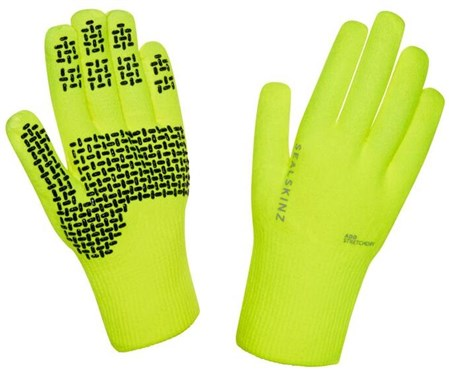 Sealskinz Ultra Grip Long Finger Cycling Gloves