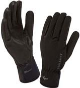 Sealskinz Sea Leopard Long Finger Cycling Gloves