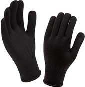 Sealskinz Merino Long Finger Cycling Gloves Liner