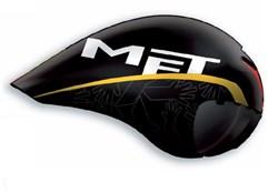 MET Drone Wide Body HES Road Cycling Helmet 2017