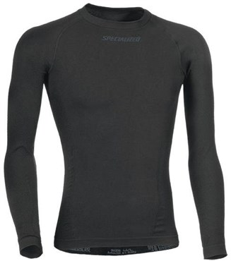 Specialized 1st Layer Seamless Long Sleeve Cycling Base Layer | Undertøj og svedtøj