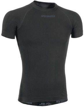 Specialized 1st Layer Seamless Short Sleeve Cycling Base Layer | Undertøj og svedtøj