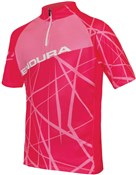 Endura Hummvee Ray Kids Short Sleeve Cycling Jersey AW16