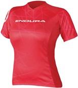 Endura SingleTrack T Womens Short Sleeve Cycling Jersey