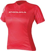 Product image for Endura SingleTrack T Womens Short Sleeve Cycling Jersey