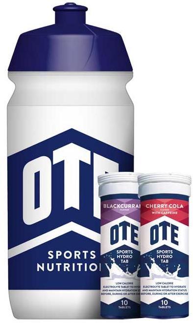 OTE Hydro Starter Pack with 500ml Bottle | Bottles