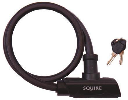 Squire Mako Cable Lock