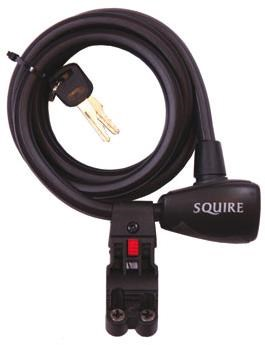 Squire Zenith ZR12/1800 Cable Lock