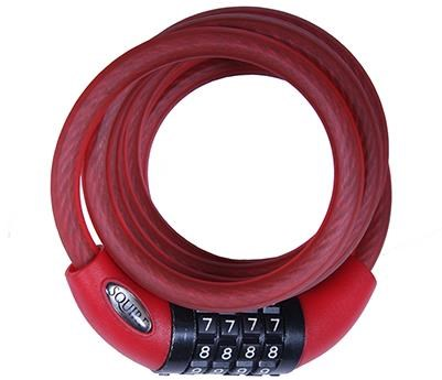 Squire 216 Combination Cable Lock