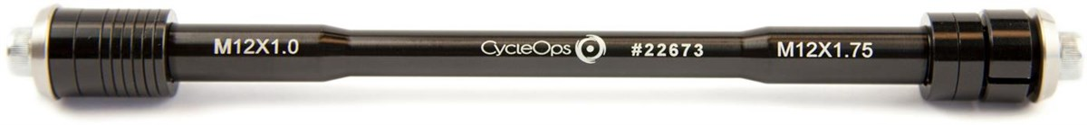 CycleOps Classic Series Turbo Trainer Thru Axle Adapter | Hometrainer