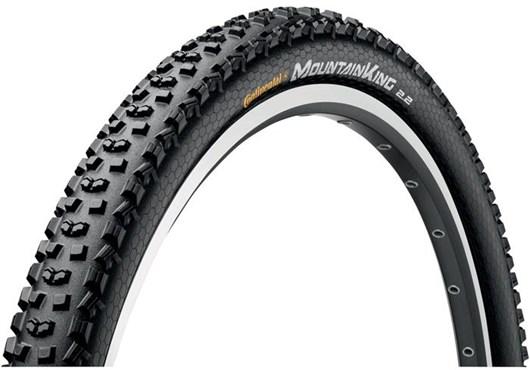 Continental Mountain King II PureGrip 26 inch MTB Folding Tyre