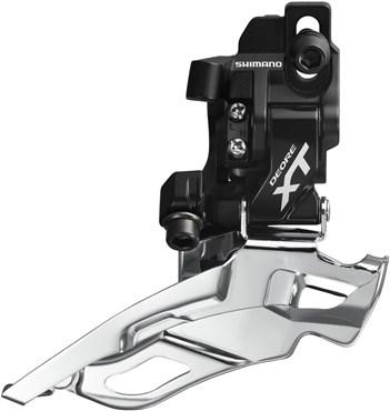 Shimano FD-M781-A Deore XT 10-speed Triple Front Derailleur