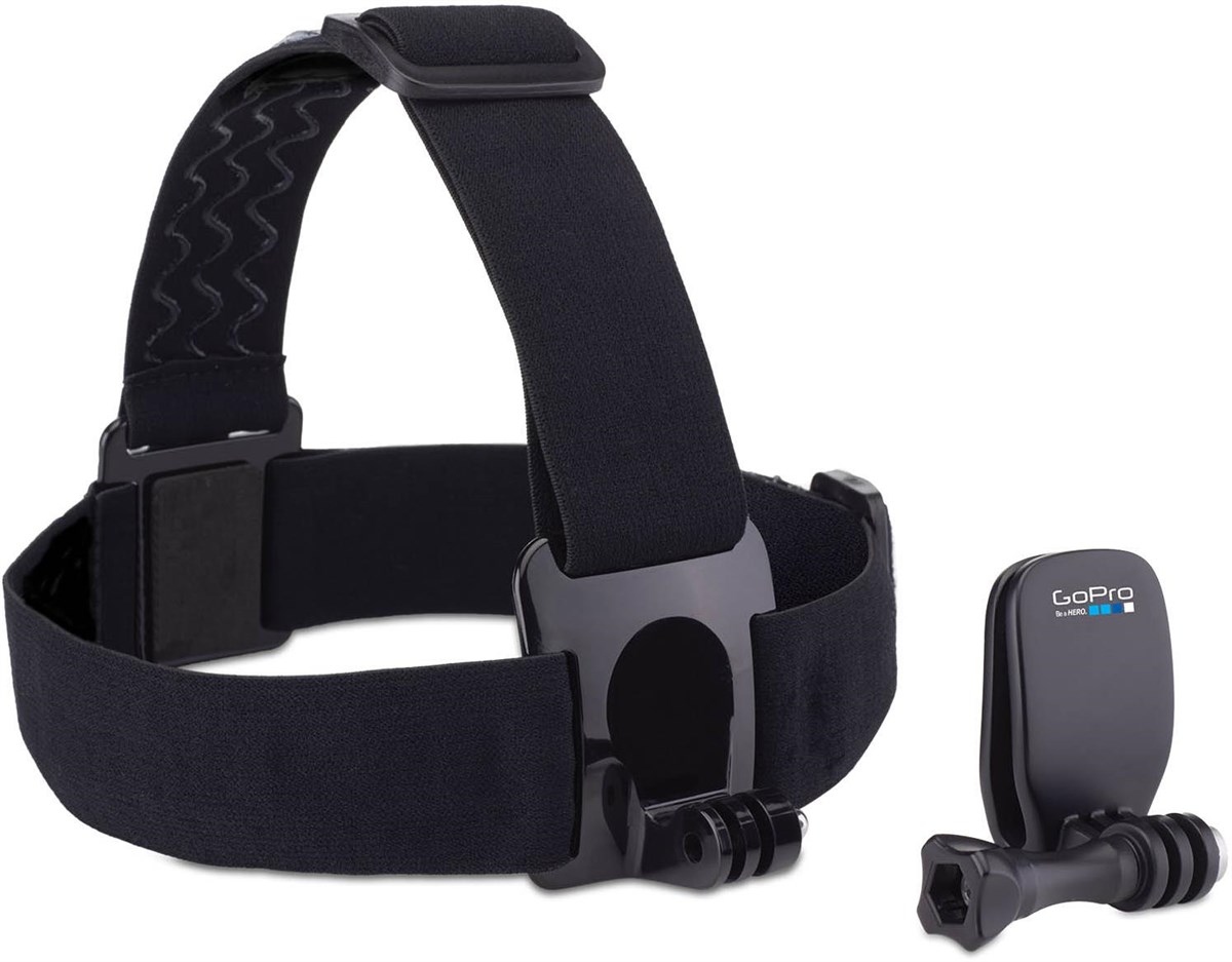 GoPro Head Strap and Quick Clip   Misc. Camera