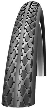"""Schwalbe HS 159 GumWall K-Guard SBC Compound Wired 27"""" Tyre"""