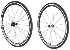 Vittoria Alusion Aero Alloy 11sp SRAM/Shimano Clicher Quick Release Wheelset