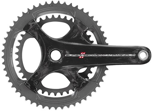Campagnolo Super Record Ultra Torque 11X Chainset | Kranksæt