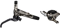 Product image for Shimano XTR Bled I-spec-II Ready Brake Lever / Post mount Calliper BRM9020