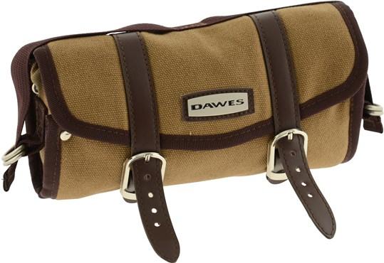 Dawes Canvas Saddle Bag