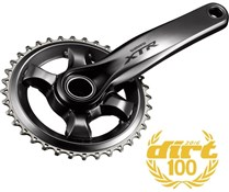 Product image for Shimano FC-M9020 11 Speed XTR Trail Cranks Without Ring