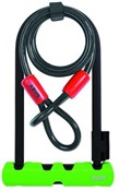 Abus Ultra 410 S-Lock Plus Cable
